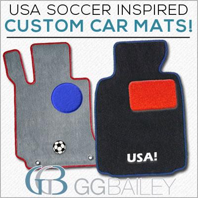 World Cup Car Mats