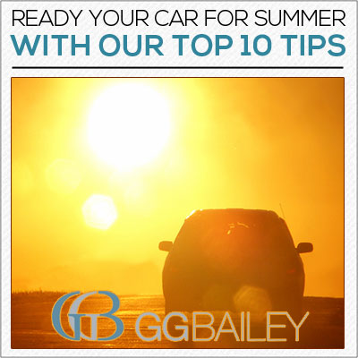 Prepare car summer