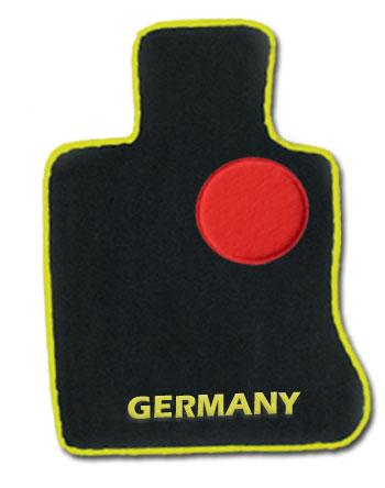 Germany car floor mats