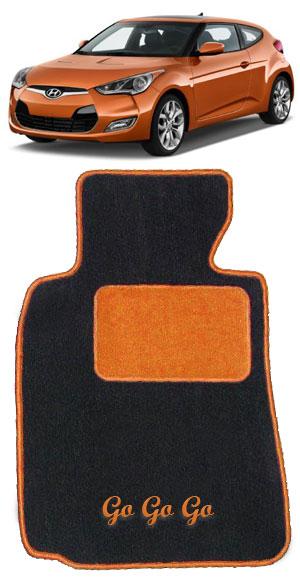 hyundai veloster car floor mats