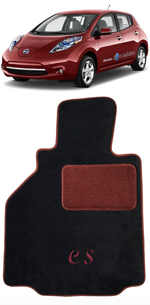 Nissan Leaf floor mats