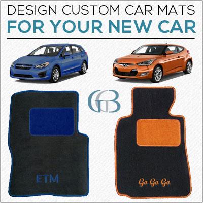 Car Mats New Car2