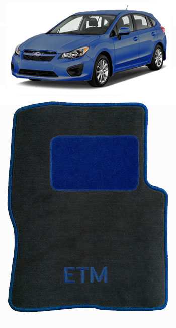 Monogram Floor Mats For Cars >> How to Custom Design Car Mats to Match New Car Colors