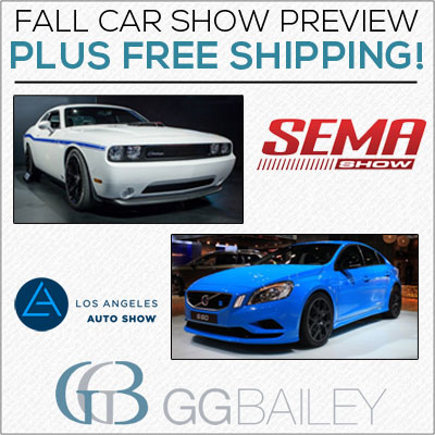 Fall Car Show Preview
