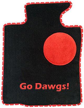 Go Dawgs mats