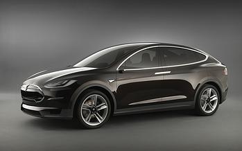 Tesla Model X car mats