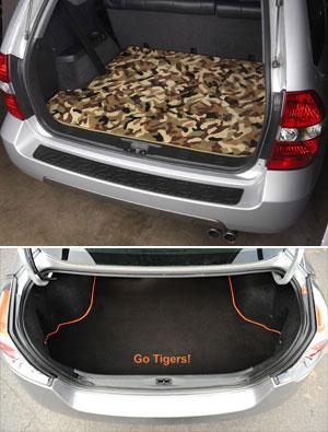Custom camo cargo mat2