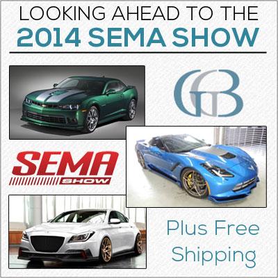 SEMA 2014 Preview