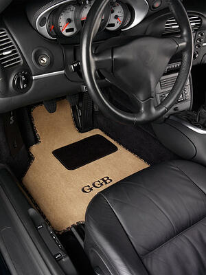 Racemark International, GG Bailey's parent company, created the first carpeted car mat in 1974