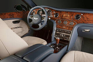This special edition Bentley features our luxury custom car mats
