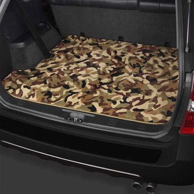 Camo Cargo Mat for Cars and SUVs