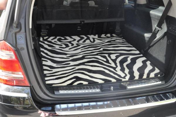 Zebra Cargo Mat
