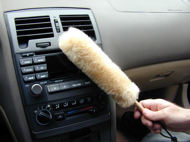 Car Duster For Auto Interior