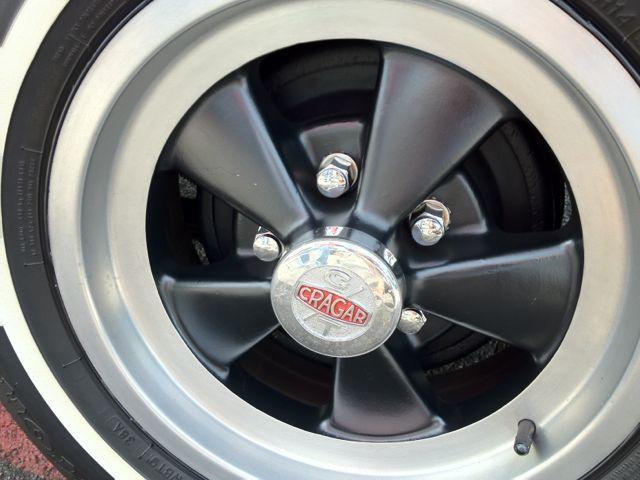 Cragar Wheel on 1965 Ford Mustang