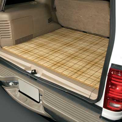 Car Couture Custom Cargo Mat in Plaid