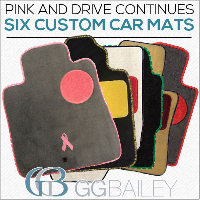 Designed Car Floor Mats