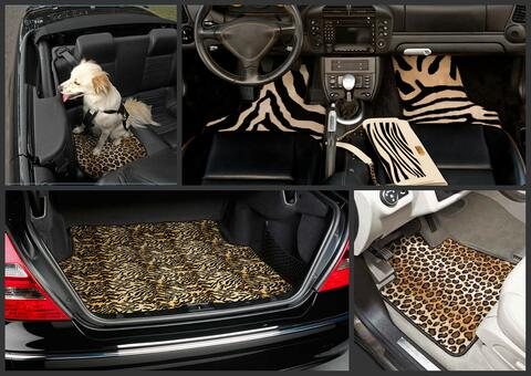 Car Couture custom car mats for Mother's Day
