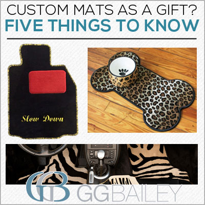 Gifts car mats 5