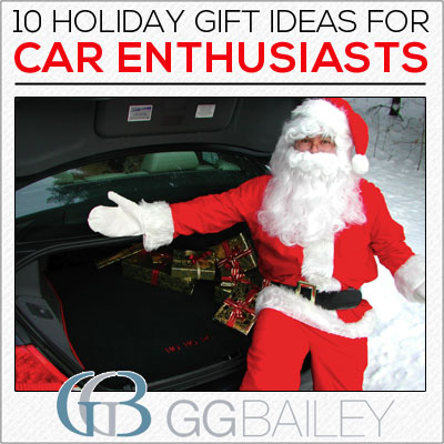 10 car gift ideas