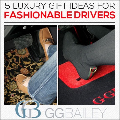 5 Luxury Gift Ideas For The Fashionable Driver From Gg Bailey
