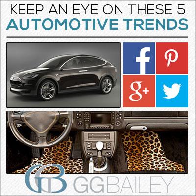Automotive Trends 2015