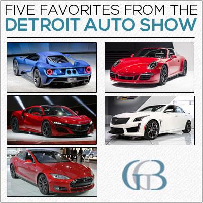Detroit Auto Show 15
