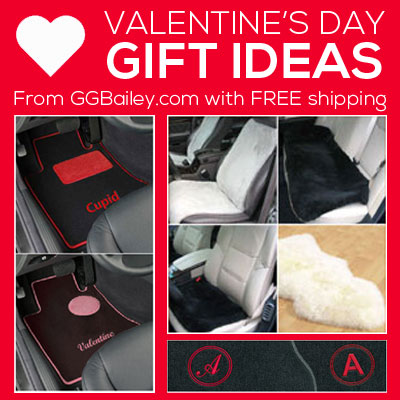Valentines Day Car Gifts