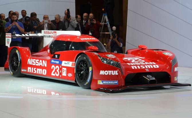 Nissan GT R LM Nismo