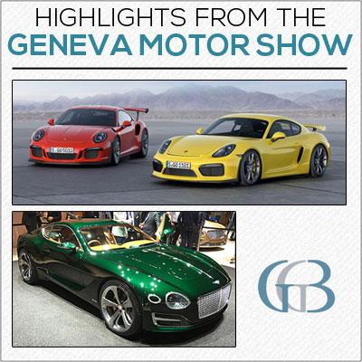 Geneva Auto Highlights