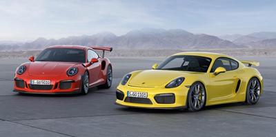 Porsche Geneva