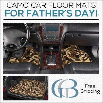 Fathers Day Camo Idea