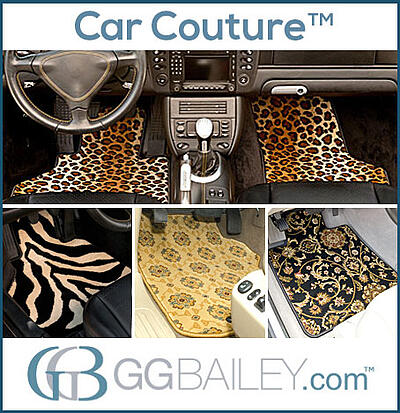 Monogrammed Floor Mats >> 5 Luxury Gift Ideas for Mother's Day from GG Bailey