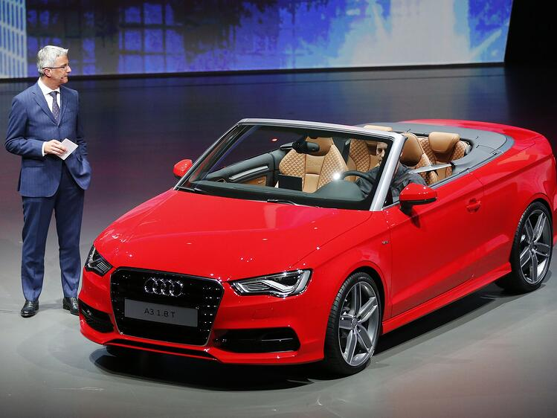 Audi A3 Cabriolet floor mats