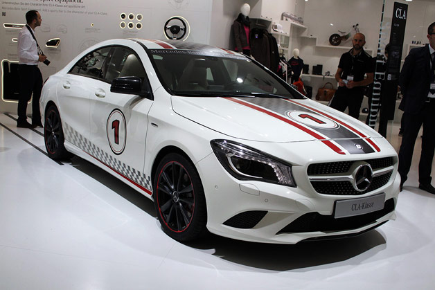 mercedes benz cla 200