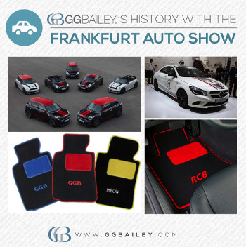 GGBailey FrankfurtAutoShow History