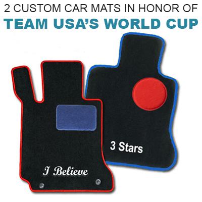 US World Cup Mats