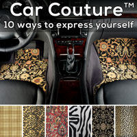 car couture floor mats