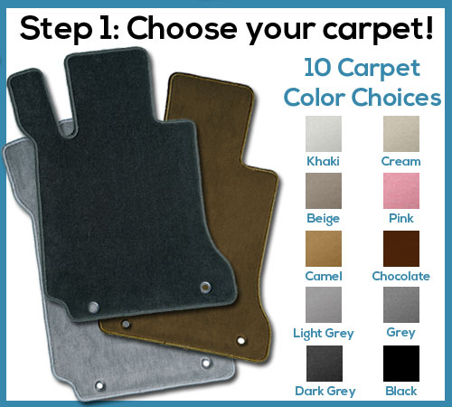 custom car floor mats carpet