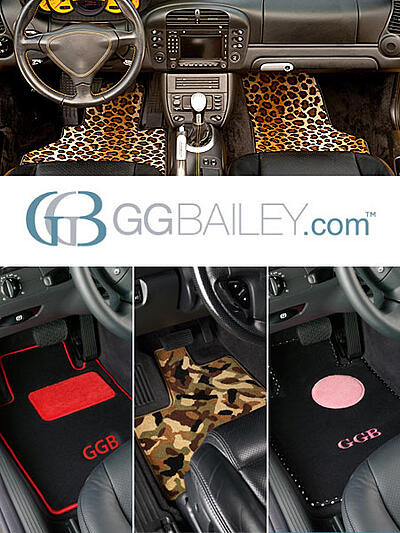 custom luxury car mats