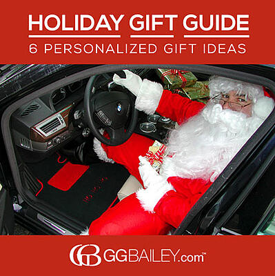 Personalized gift guide