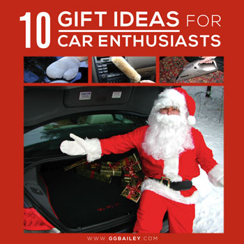Car lovers gifts