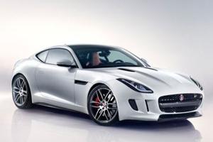 2015 Jaguar F Type Coupe