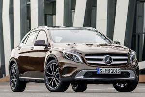 2015 Mercedes Benz GLA