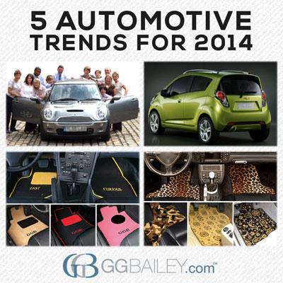 Car Trends 2014