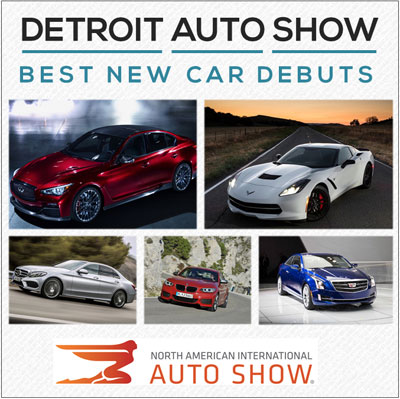 Detroit Auto Show New Cars2