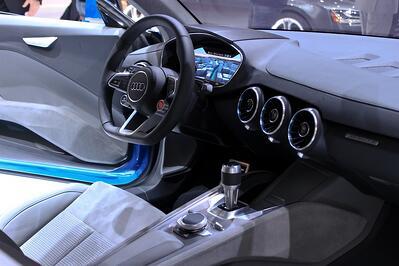 Audi Allroad technology