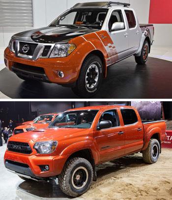 2015 Trucks Chicago Auto Sh