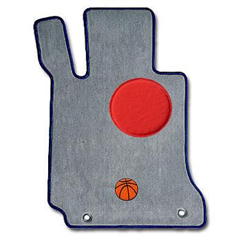 basketball mat