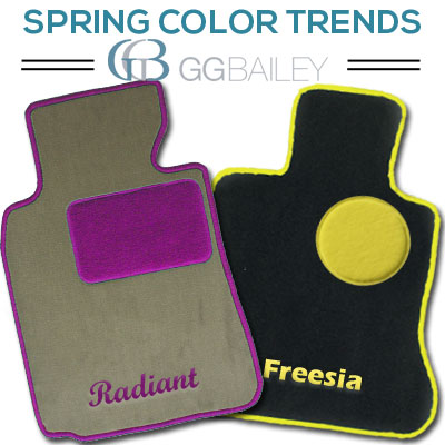 Spring Colors Trend