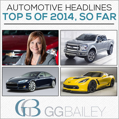 Top Automotive Headlines